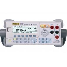 Мультиметр RIGOL DM3058, цифровой, настольный, LXI/GPIB