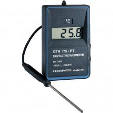 Портативный электронный Pt1000-термометр GTH 175 PT-E со встроенным в корпус датчиком.