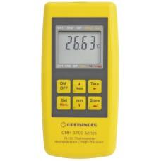 Высокоточный Pt100 термометр GMH 3710, без аксессуаров; требуется 4-проводной датчик
