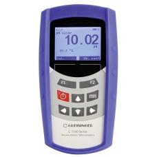 Портативный многопараметровый прибор G 7500 для измерения параметров качества водных растворов, без датчиков