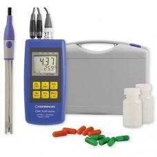 Портативный измеритель GMH 3531-SET pH/ОВП температуры водных растворов, с pH-электродом GE 125 и комплектом аксессуаров