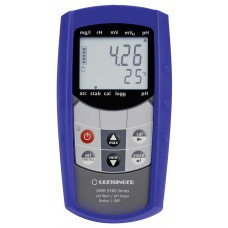 Водонепроницаемый портативный измеритель pH GMH 5530