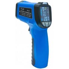Пирометр Flus IR 817 ( -50℃...+550℃) с термопарой К типа, цветной дисплей