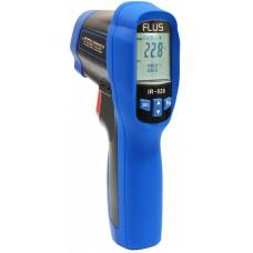 Пирометр FLUS IR 820 ( -30...+500℃) с термопарой К типа ( -50℃...+1370℃)