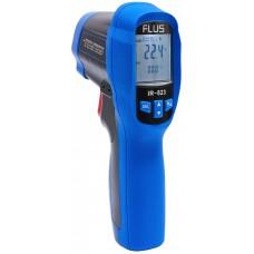 Пирометр FLUS IR 823 ( -50℃...+1350℃) с термопарой К типа ( -50℃...+1370℃)