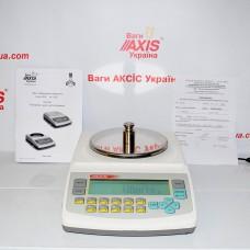 Весы AXIS лабораторные ADG600
