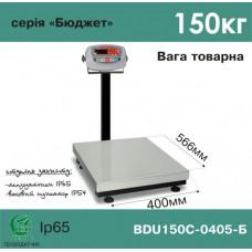 Весы АКСИС товарные BDU150С-0405-Б Бюджет