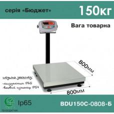 Весы АКСИС товарные BDU150С-0808-Б Бюджет