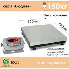 Весы АКСИС товарные BDU150-0607-Б Бюджет