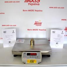 Весы АКСИС технические BDU3-0203-A