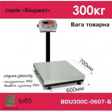 Весы АКСИС товарные BDU300С-0607-Б Бюджет