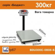 Весы АКСИС товарные AXIS BDU300С-0808-Б Бюджет