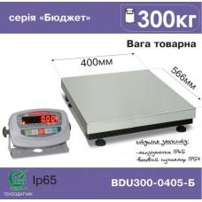 Весы АКСИС товарные BDU300-0405-Б Бюджет