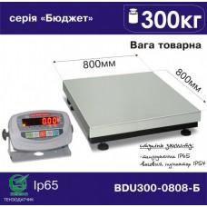 Весы АКСИС товарные AXIS BDU300-0808-Б Бюджет