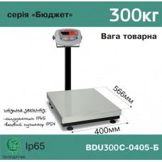Весы АКСИС товарные BDU300C-0405-Б Бюджет