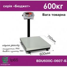 Весы АКСИС товарные BDU600С-0607-Б Бюджет
