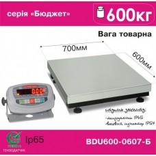 Весы АКСИС товарные BDU600-0607-Б Бюджет